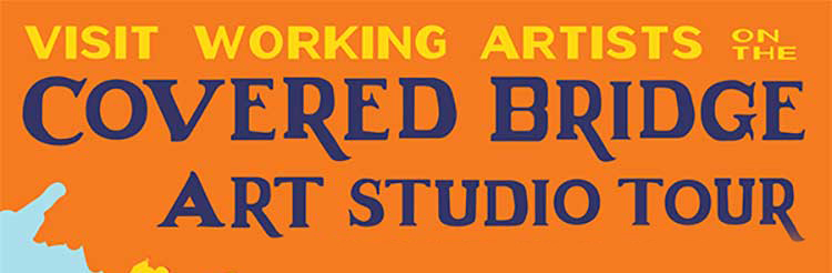 Covered Bridge Art Studio Tour Logo